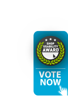 Shop Usability Award Badge